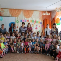 День Знаний в детском саду (фотоотчет)