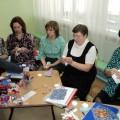 Фотоотчет о мастер-классе с педагогами