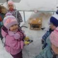 Во второй группе раннего возраста «Ромашка» проходит Акция «Покормим птичек»