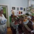 Занятие-развлечение по изобразительной деятельности «Голубая гжель» для старшей подготовительной группы