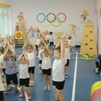 Конспект спортивного развлечения «Зимние забавы» для детей старшей группы