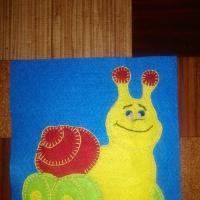 Мастер-класс «Картинки из фетра»