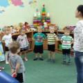 Совместная деятельность воспитателя с детьми младшего дошкольного возраста «Ориентировка в пространстве»