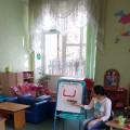 Совместная деятельность воспитателя с детьми младшего дошкольного возраста «Расчёска для парикмахера»