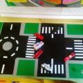 Макет «Дорога» в старшей группе детского сада