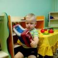 Игровая деятельность в первой младшей группе детского сада
