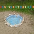 Оформление участка для старшей группы детского сада