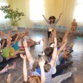 Физкультурный досуг «Остров невезения» для детей старшего дошкольного возроста