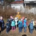 Фотоотчет «Экскурсия в детскую библиотеку»