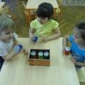 Фотоотчет об опытно-экспериментальной деятельности «Маленькие исследователи»
