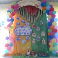 Фотоотчет о выставке творческих работ «Ярмарка талантов»