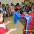 Фотоотчет по проекту «Бурятские мотивы» в рамках празднования Сагаалгана в детском саду