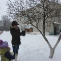 «Покормите птиц зимой» (фотоотчет)