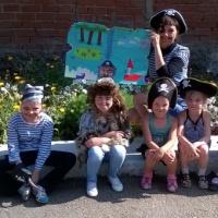 Квест-игра для детей старшего дошкольного возраста «Пиратская вечеринка, или в поисках затерянных сокровищ»