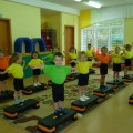 Детский фитнес (фотоотчет)