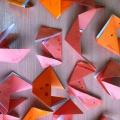 Конспект по конструированию в старшей группе «Оригами. «Лисичка»