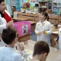 Совместная исследовательская деятельность с детьми «Лаборатория Мойдодыра»