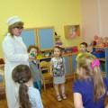 Конспект НОД по формированию здорового образа жизни для детей старшей группы «Уроки Айболита»