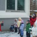 Сценарий зимнего оздоровительного праздника для детей и родителей «Зимние забавы»