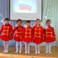 Музыкальное, военно-патриотическое развлечение «Виват, Россия!»— фотоотчет