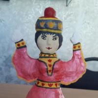 Мастер-класс по изготовлению кукол из бросового материала