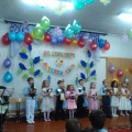 Выпускной в нашем детском саду