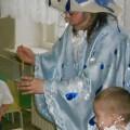 Конспект занятия «Волшебница вода» для детей 2–3 лет