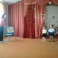 Физкультурно-игровое занятие с элементами театрализации в младшей группе «Путешествие по сказке «Колобок»
