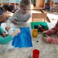 Конспект интегрированного НОД по ИЗО (пластилинография) в подготовительной группе «Аквариумные рыбки»