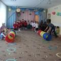 Спортивное развлечение для детей старшего дошкольного возраста «Джунгли зовут»