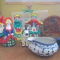 Наглядные пособия для изучения народных промыслов «Русская игрушка»