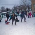 Спортивное развлечение детей с родителями «День защитника Отечества»