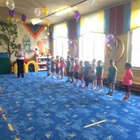 Сценарий физкультурного развлечения «Весёлые старты» для дошкольников средней группы