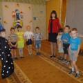 Праздник по правилам дорожного движения «Светлячки» с детьми подготовительной к школе группы