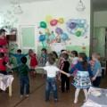 Развлечение в средней группе «День рождения зимних именинников»