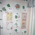 Конспект организованной изобразительной деятельности детей средней группы «Ветка рябины» (аппликация)