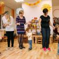 «Мамочка любимая, солнышко мое!» Музыкальное развлечение, посвящённое Дню матери, для детей второй группы раннего возраста