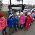 Экскурсия с детьми старшей группы в музей «Мемориал Победы».