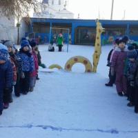 Фотоотчет «Малые олимпийские игры в детском саду»