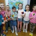 Мастер-класс «Радужная валентинка»