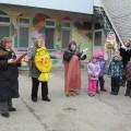 Конспект праздника на улице «Встречаем Масленицу» для всех групп