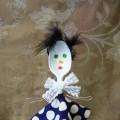 Мастер-класс по изготовлению кукол из пластиковых одноразовых ложек