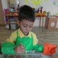 Использование нетрадиционной техники рисования эбру в работе с детьми дошкольного возраста