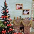 Оформление группы «Рождественский уют»
