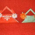 Мастер-класс по изготовлению подарка для мамы «Корзиночка с цветами»
