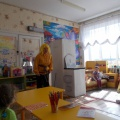 Сценарий театрализованного представления к родительскому собранию по ППБ.