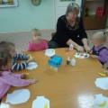 Фотоотчёт по адаптации к детскому саду (художественное творчество)