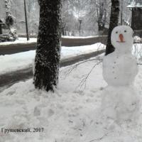 Наш любимый снеговик. Рассказ для старшего дошкольного и младшего школьного возраста