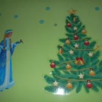 Оформление помещения «Новогодняя сказка»