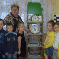 Конспект НОД по развитию речи «В гостях у мастеров народных промыслов» для детей подготовительной группы